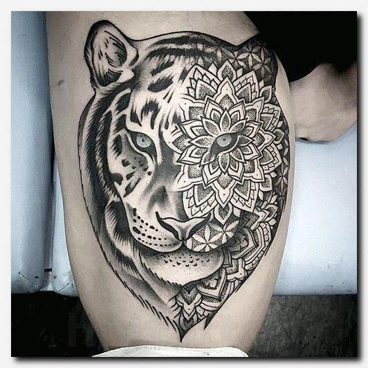 #tigertattoo #tattoo lower back scorpion tattoos, lovers tattoo designs, ancient…