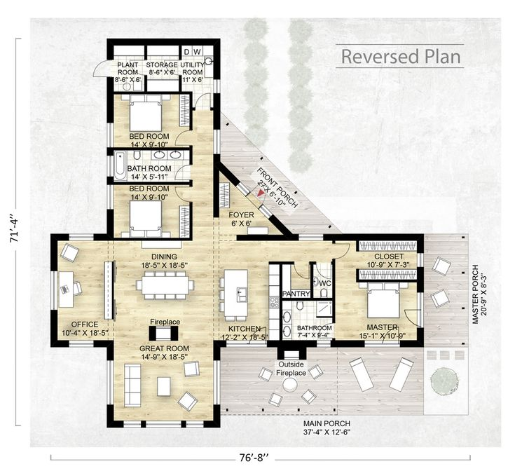 538 Best Images About Plans De Maisons On Pinterest | House Plans