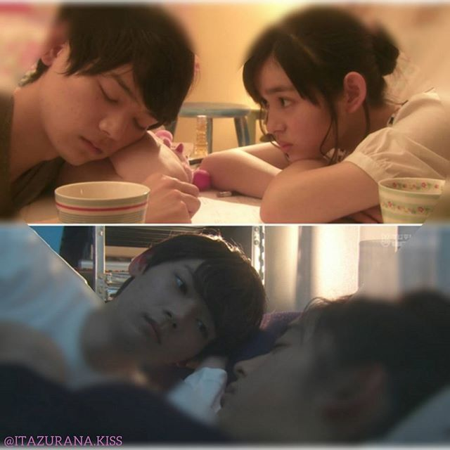 How beautiful it has to be to watch the person that you love sleeping  Admin - Maye. #Naoki #kotoko #love #iriekun #irienaoki #iriekotoko #aihara #aiharakotoko #iriefamily #marriage #wife #husband #itakiss #itazurana #kiss #itazuranakiss2 #itazuranakissloveintokyo #itazuranakissseason2 #itazura #na #miki #yuki #honoka #honoki #furukawa