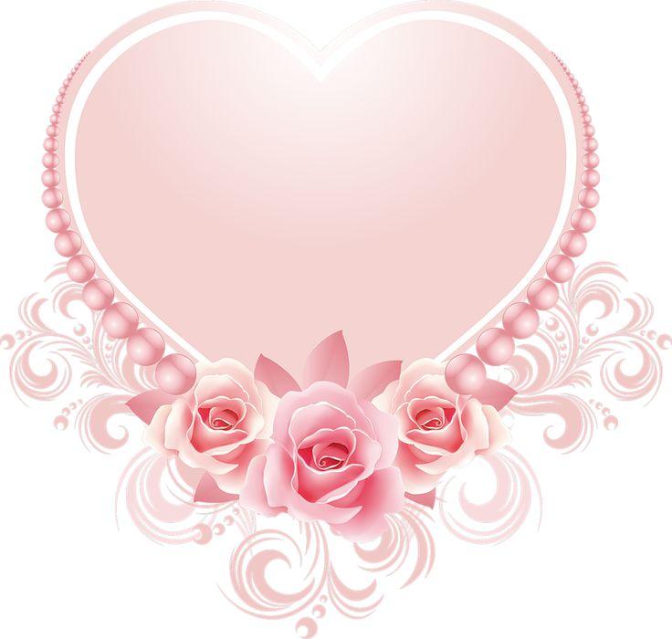 Красивые картинки на свадьбу с сердечками, голубя для открытки