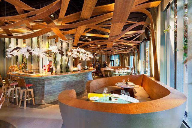 IkiBana restaurant, Av Parallel