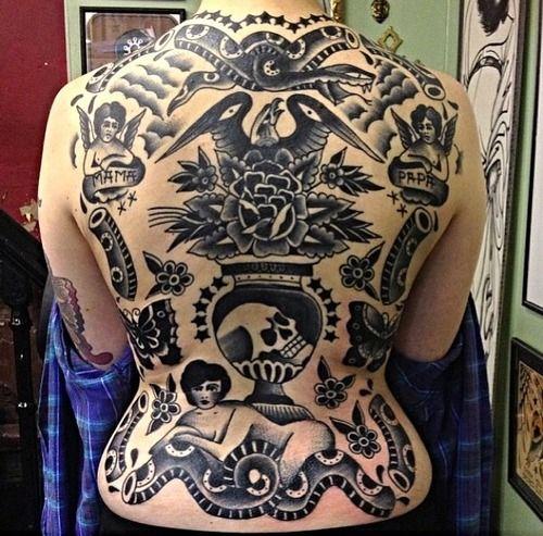 Tattoos - Vintage ...