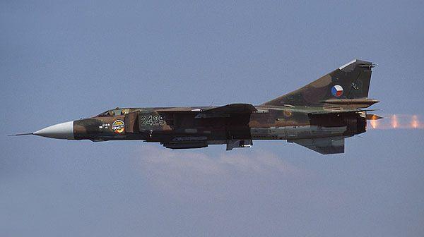 "Czechoslavakia MiG-23ML ""Flogger"""