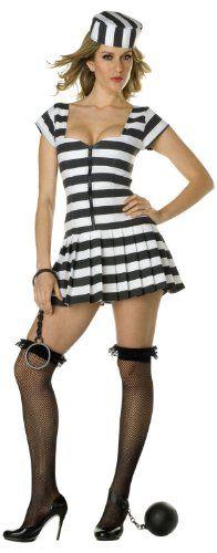 Sexy Prisoner Of Love Costume - Womens Small (2-4) RG Costumes http://www.amazon.com/dp/B003XCWJZQ/ref=cm_sw_r_pi_dp_FAKyvb10S3NZK
