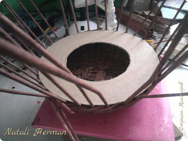 Приветик всем! По просьбам новичков в плетении, я решила сделать МК грибочка. фото 4