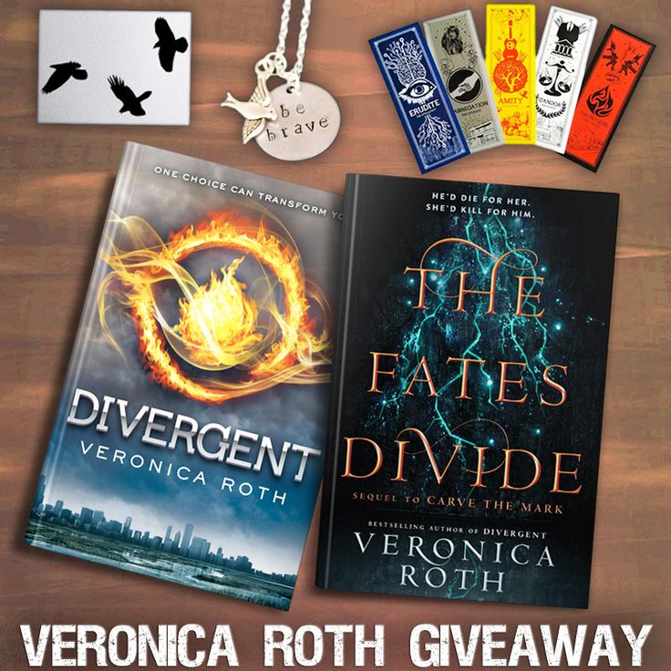 Veronica Roth Books & Swag Giveaway/ http://www.megancrewe.com/blog/?ks_giveaway=veronica-roth-books-swag-giveaway&lucky=110227