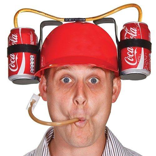 İçeceklerle arası çok iyi olan sevdiklerinize hediye edebileceğiniz içecek şapkası size ve sevdiklerinize eğlenceli dakikalar yaşatacak.   http://www.buldumbuldum.com/hediye/icecek_sapkalari/