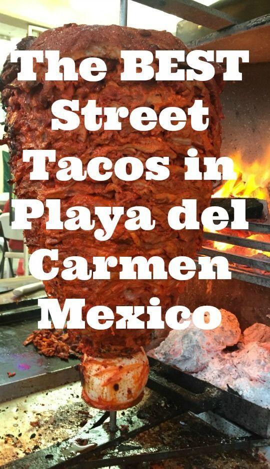 Es la taco de playa del Carmen, Mexico.