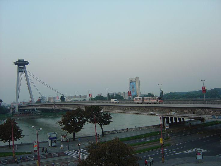 Slovakia - Bratislava - Room with a View