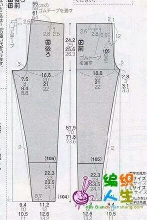 Chart quần