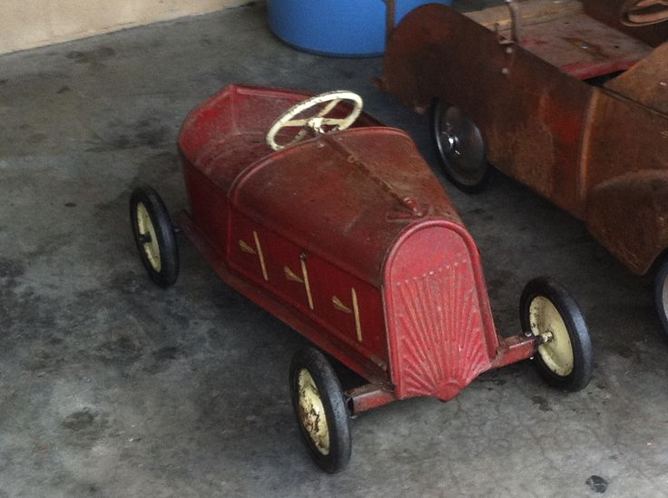 96 best vintage pedal cars images on pinterest pedal. Black Bedroom Furniture Sets. Home Design Ideas