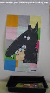 loup bricolage maternelle - Recherche Google