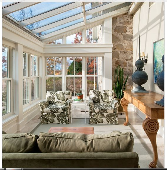Lovely Sunroom Pittsburgh Pa