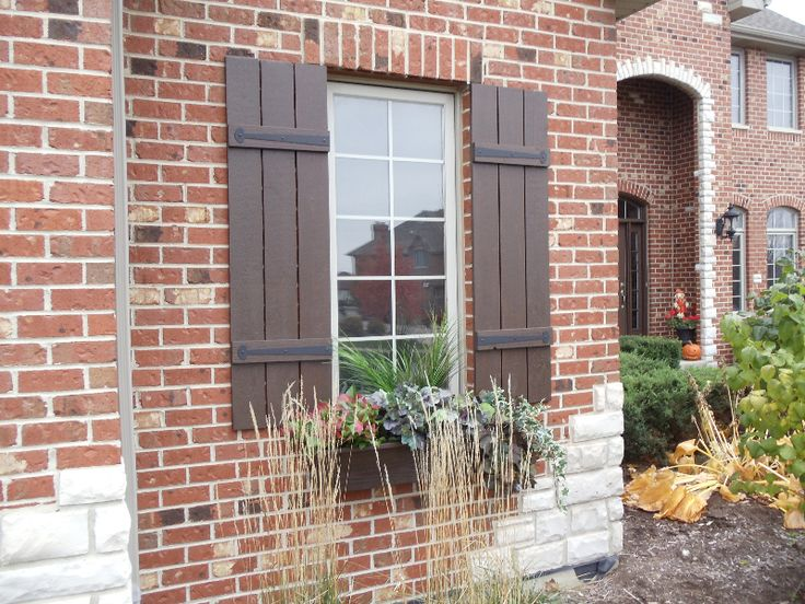 9 best Benefits of buying exterior wood shutters images on Pinterest