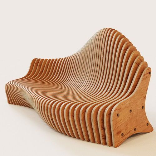 1000 images about parametric furniture on pinterest for Furniture 3d design