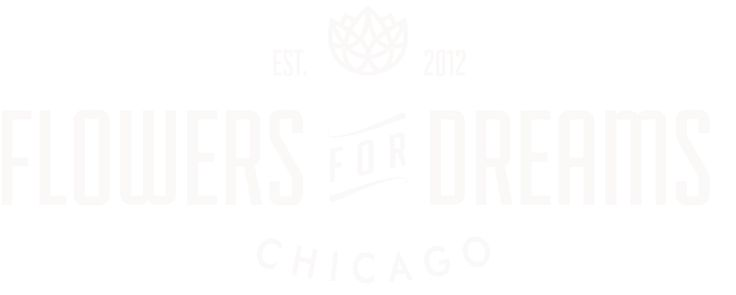 chicago flower delivery with 25% of proceeds going to charity