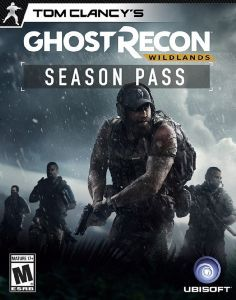 Tom Clancy's Ghost Recon Wildlands Season Pass - PlayStation 4 [Digital Download Add-On]
