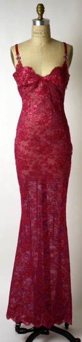 Another vintage Versace..gorgeous!: Evening Dresses, 1990S, Versace Dresses, Gianni Versace Oh, Versace Italian, Vintage Dresses, Donatella Versace, Vintage Gianni, Metropolitan Museums