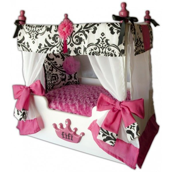 girl dog beds