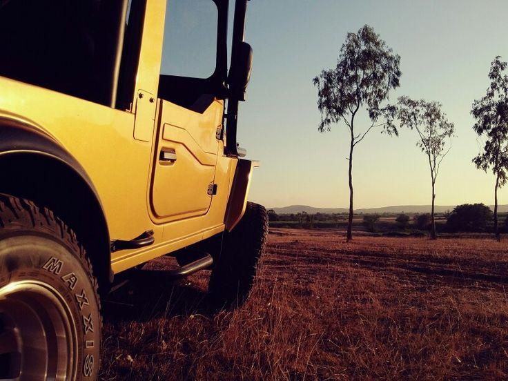 GolDusT#jeep