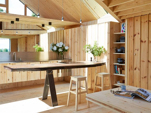 TV house: Timber Cottage renovation in North Cornwall - Grand Designs Magazine