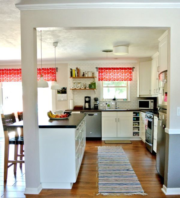 Used Modern Family Kitchens To Help With Design Of Ikea