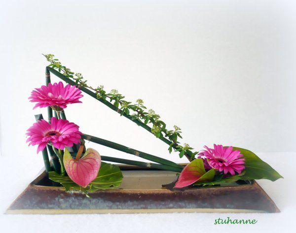 Souvent Les 25 meilleures idées de la catégorie Bouquet de gerberas sur  BM38
