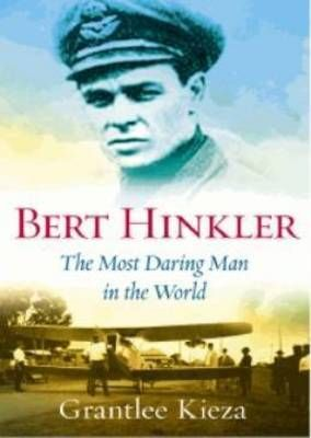 He's all but been lost from history but once upon a time, Bert Hinkler, a small, unprepossessing man from Bundaberg was feted as one of the most daring aviators in the world. Mussolini's favourite pilot, Hinkler was an adventurer who along with early pioneers flew single handed across countries, continents and oceans - often with nothing more than a lunchbox by his side to sustain him.