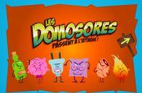 Les Domosores - Un jeu pour sensibiliser les plus jeunes aux dangers domestiques.