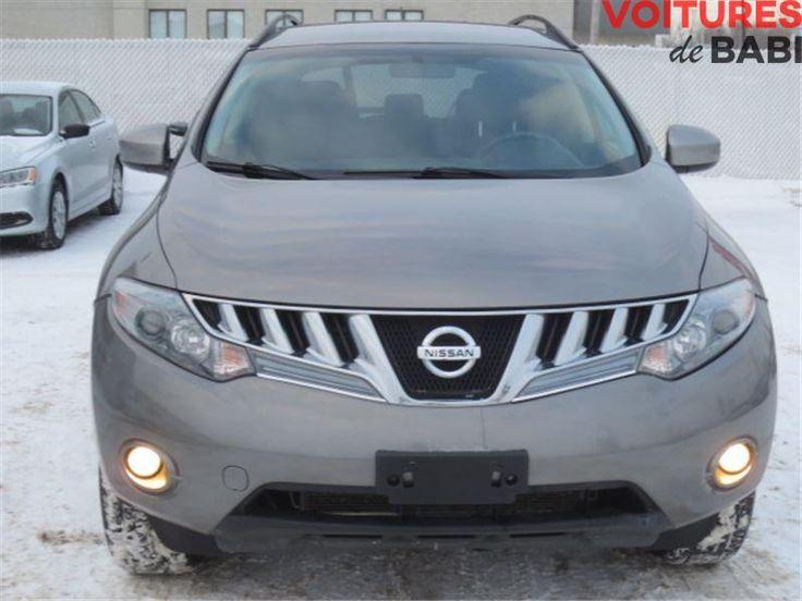 Voiture occasion Nissan Murano S 2010- Voiture à vendre- Abidjan - Côte d'Ivoire - Sites Voitures - Annonces voitures - Véhicules - Automobiles occasion