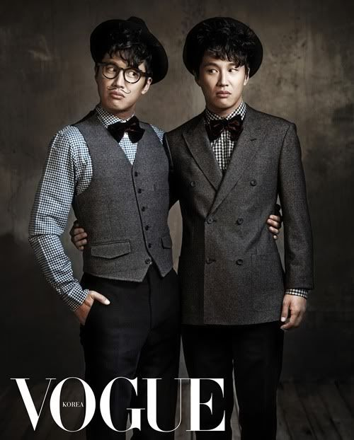Cha Tae-Hyun for Vogue [lol hyung, never stop] #editorial #photography