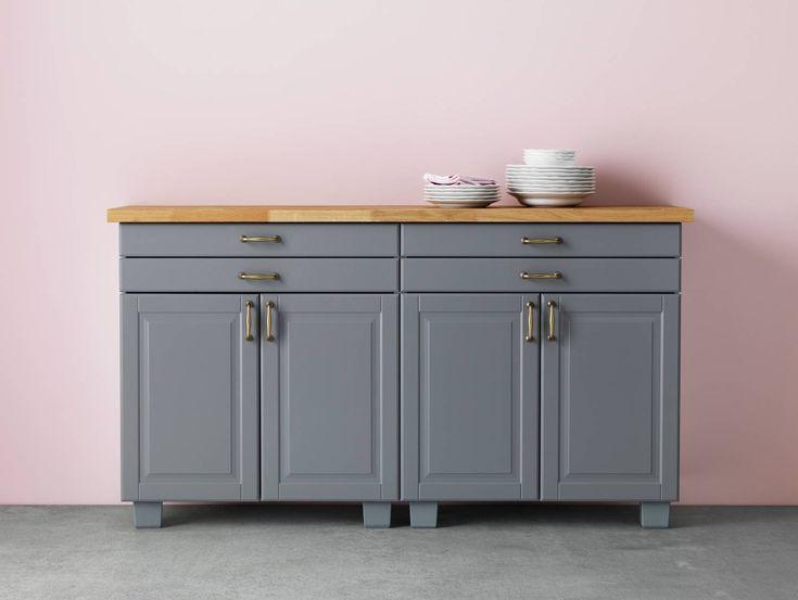 46 best soggiorno e sala da pranzo images on pinterest - Credenze cucina ikea ...