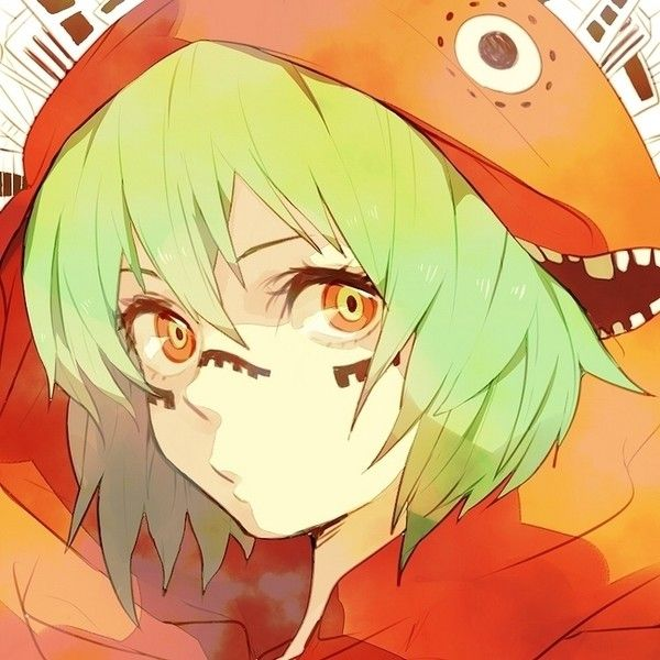 RenderedUseless ❤ liked on Polyvore featuring anime