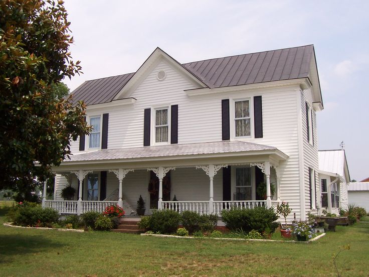 17 best images about porches on pinterest traditional for 1800s farmhouse floor plans