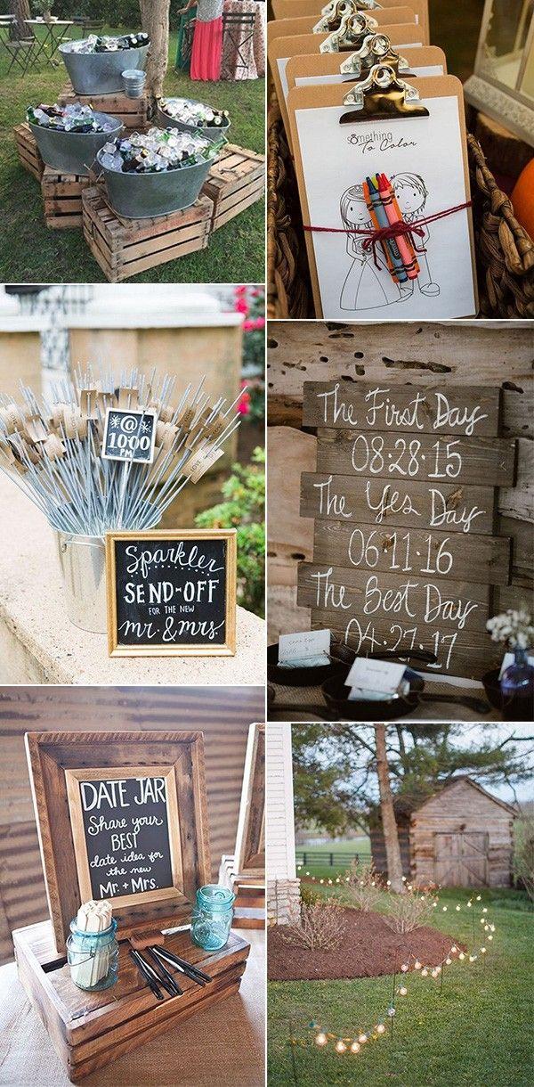15 Creative Backyard Wedding Ideas On A Budget Emmalovesweddings Wedding Backyard Reception Backyard Wedding Decorations Small Backyard Wedding