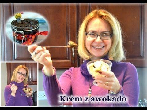 Krem czekoladowy z awokado - obłędny:-)/zdrowe odżywianie / kierunek zdrowie - YouTube