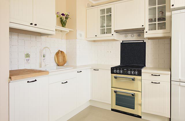 The Mini Richmond go fully electrical. Now you have the option to purchase your Mini Richmond freestanding cooker with a gas or electric hob. Go mini!