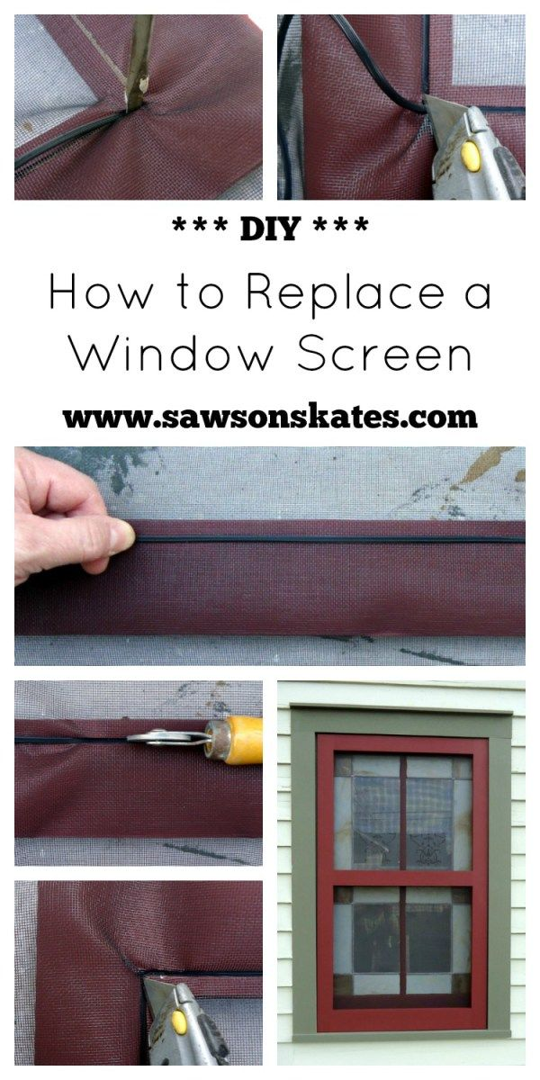 window screen replacement how to replace a window screen screens and window 30304