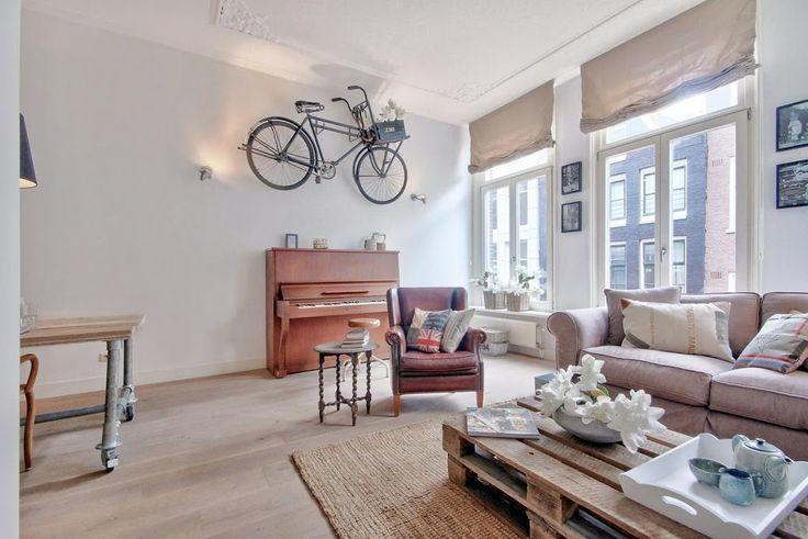 Jordaan Apartment 3, Amsterdm, Netherlands.
