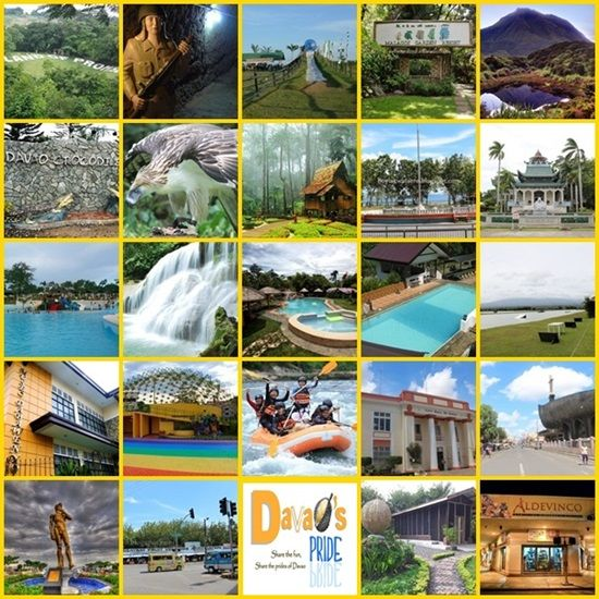 Boylakwatsero 50 Places To Visit In Davao City Just Dabaw Pinterest Davao Places And