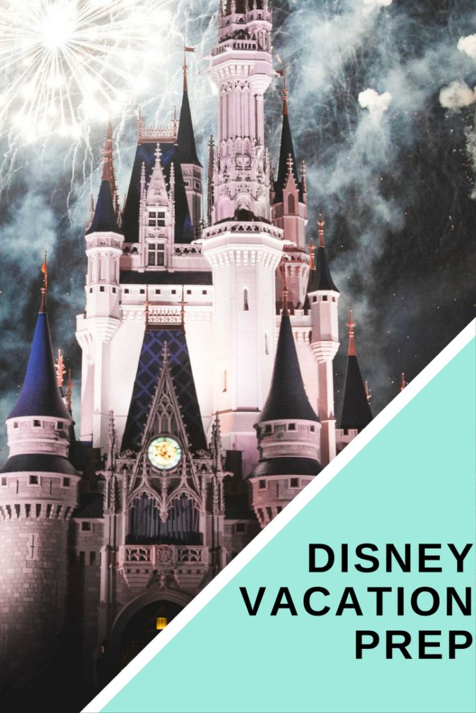 How I'm preparing for our Disney Vacation. Disney Vacation Prep. What to buy before Disney, what to do to plan your disney vacation, disney trip, disney vacation, #disneybound #disney #disneystyle