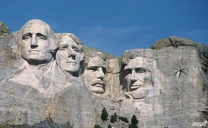 Mt Rushmore Monument By Ardback On Deviantart In 2020 Pictures Of The Week Mount Rushmore Native American Land