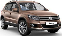 Volkswagen Tiguan Sıfır Fiyat