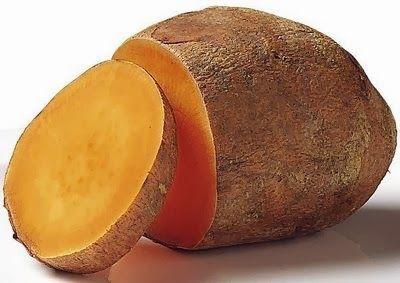 """A batata yacon é uma extraordinária fonte natural de insulina.Não por acaso, é conhecida como """"batata dos diabéticos""""."""