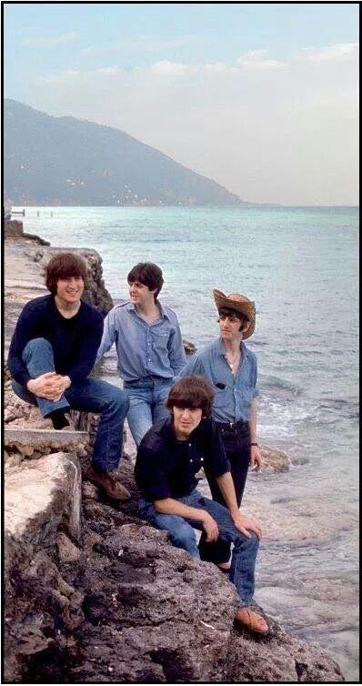 Beatles '65 a Recco....