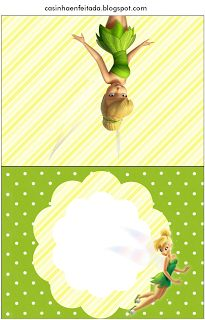Tinker Bell Party Kit To Print Free