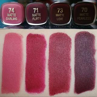 Milani matte lipstick