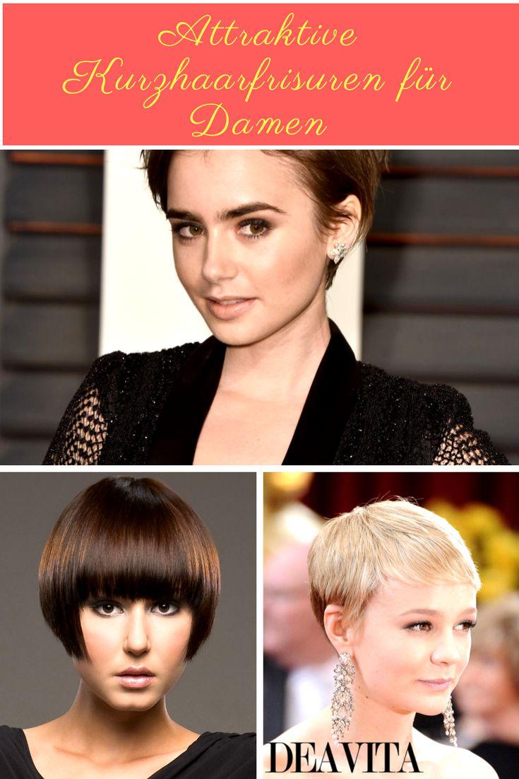 Es gibt bei den Kurzhaarfrisuren für Damen so viele verschiedene und vielfältige Varianten, dass sie alles andere als langweilig sind. Ganz im Gegenteil! Sie sind frech, peppig und stylisch und schnell ist für den jeweiligen Geschmack das passende gefunden. Beweisen möchten wir Ihnen das in unserem heutigen Artikel, in dem wir verschiedene Arten von Damenfrisuren für kurze Haare zusammengestellt haben. Dabei sind auch einige praktische Styling-Tipps.