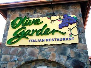 """Labor Day Cause Marketing: Olive Garden restaurants nationwide will deliver and serve their local fire station, police department or hospital emergency room a special """"thank you"""" lunch for their ongoing dedicated service to the community."""