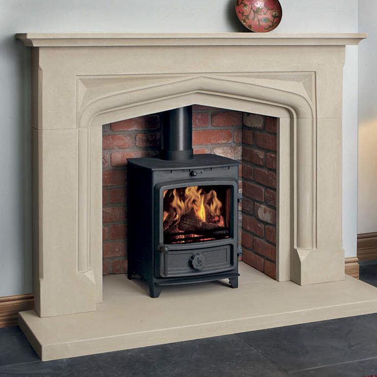 Artisan Boscombe Sandstone Fireplace - Artisan Fireplace Design Ltd